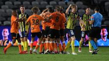 Mariners fed up with A-League officiating
