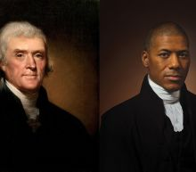 Thomas Jefferson alongside Black great-grandson holds 'a mirror' to U.S.