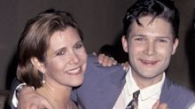 Carrie Fisher tried to save Corey Feldman from drug addiction