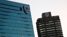 South Africa's Standard Bank reports jump in first-quarter impairment charges