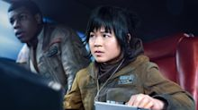 Kelly Marie Tran shuts down social media after vicious attacks from 'Star Wars' trolls