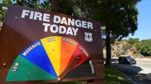 Campinggelände in Kalifornien wegen Waldbrands evakuiert