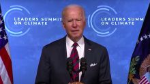 Biden: This will be 'decisive decade' for tackling climate change