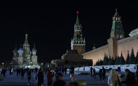 What spy? Kremlin mocks aide recruited by Central Intelligence Agency  as a boozy nobody