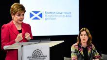 Scots' medical chief breaks own coronavirus rules, steps down from briefings
