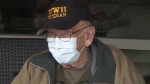 'Oldest coronavirus survivor' celebrates his 104th birthday