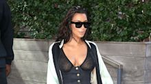 Cycling shorts are back with a little help from Kim Kardashian
