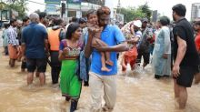 Kerala floods: death toll rises above 324 as rescue effort continues