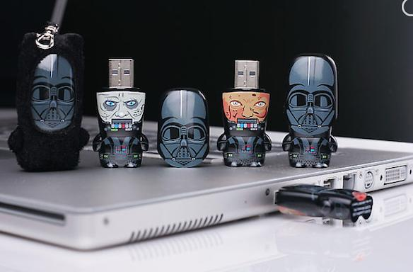 Mimoco is back with more Star Wars thumb drives