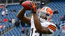 Possible Gordon suspension doesn't sway Browns