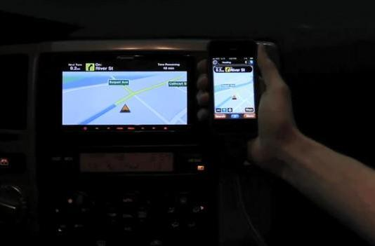 MotionX-GPS Drive exports full-screen nav on Pioneer and JVC head units, has love only for iOS (video)