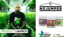 "Next Green Wave Rolls Out Premium Exotic Flower Line In Collaboration With Iconic ""NoJumper"""