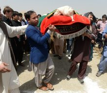Rights groups condemn Kabul school blast as outrage grows