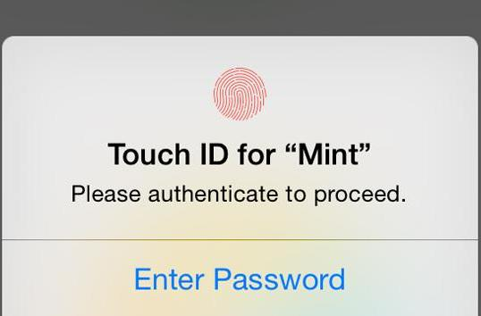 Mint on iPhone can now use your fingerprint to keep banking info safe