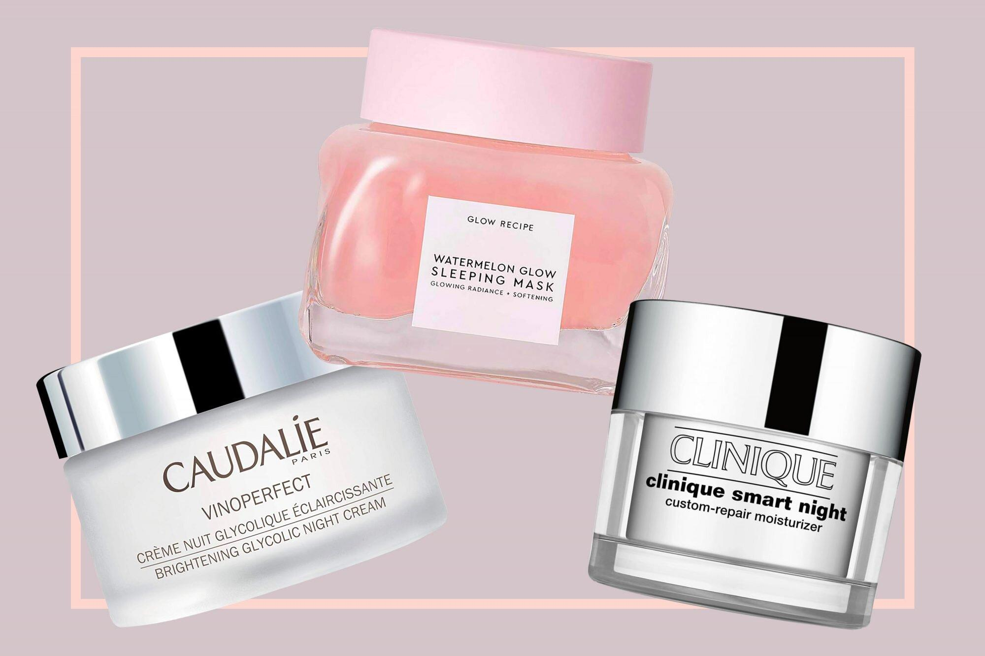 9 Night Creams That Will Help You Wake Up With Glowing Skin