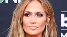 Jennifer Lopez Wore a Real $100 Bill on Her Nails to the 2018 Billboard Music Awards