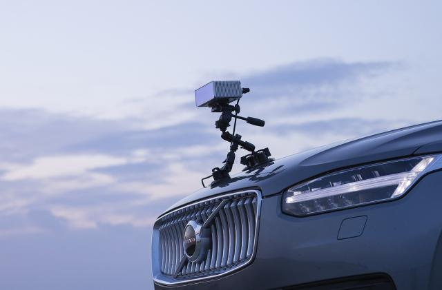 Outsight's 3D camera for autonomous cars can identify clothing and ice