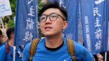 """El """"Che Guevara"""" hongkonés que inspira las tácticas radicales de los manifestantes"""