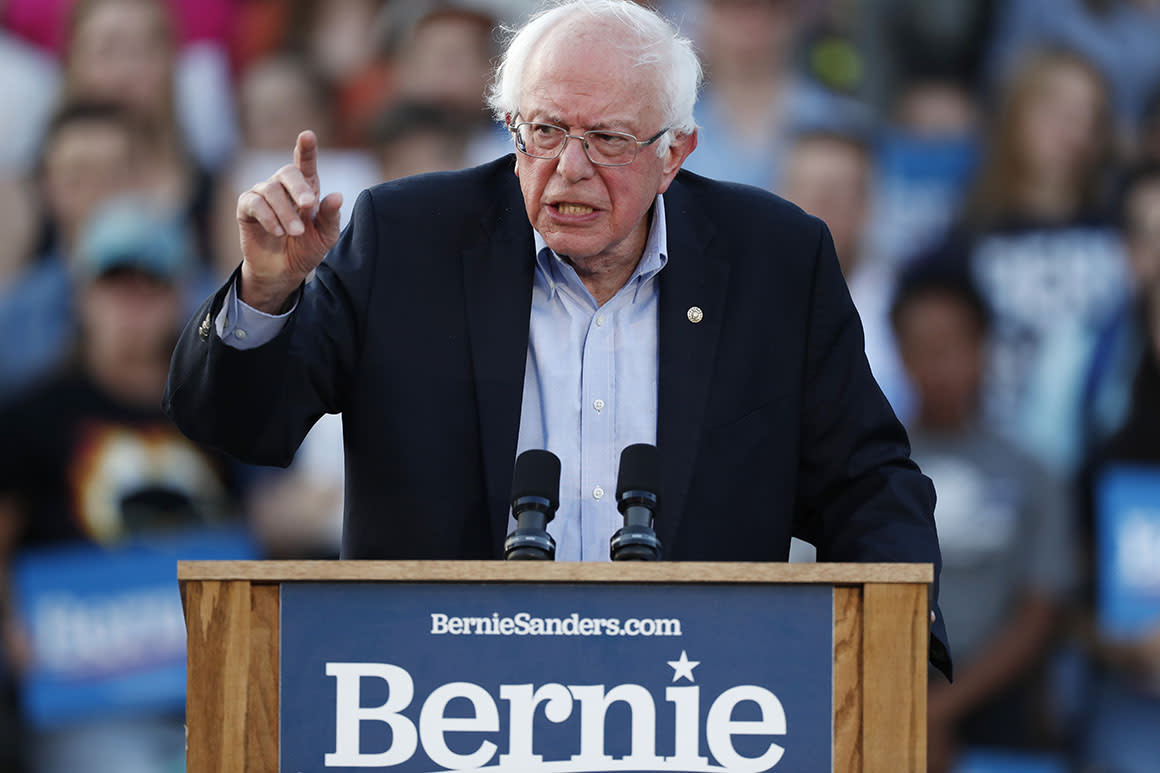 Sanders says he'll release medical records at 'appropriate time' after heart attack