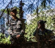China defends brief troop deployment in Hong Kong