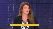 """Visages des policiers floutés : """"L'idée du ministre de l'Intérieur, c'est de protéger les policiers qui nous protègent"""", explique Marlène Schiappa"""