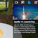 Moon Landing Anniversary: How to Watch the Apollo 11 Liftoff in Real Time, 50 Years Later