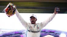 Hamilton caps F1 title with Abu Dhabi win