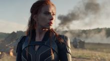 Scarlett Johansson says 'Black Widow' solo movie is a 'brave' take on 'family drama'