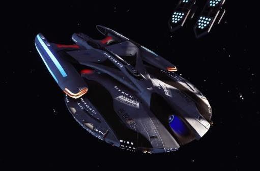 Star Trek Online refitting two patrol escorts