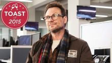 Christian Slater on the Moment He Knew'Mr. Robot' Would Be a Hit