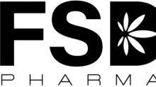 FSD Pharma Announces Research Agreement with Solarvest to Develop Algae-based, Pharma-grade Cannabinoids