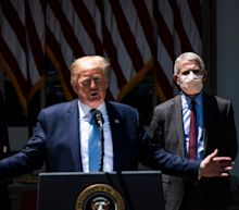 Fauci said 'macho guy' Trump saw masks as a 'sign of weakness' and many Americans followed his lead