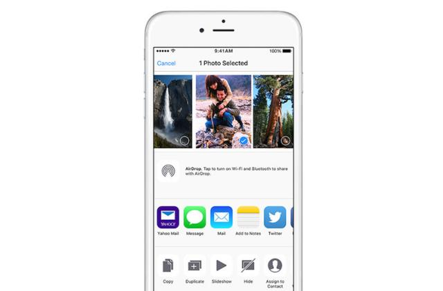 Yahoo Mail mobile apps get extra sharing and sync features