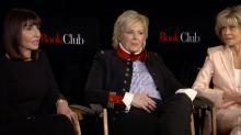 Jane Fonda, 'Book Club' co-stars talk surprising popularity of 'Fifty Shades of Grey' in 'puritan' America