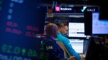 MARKETS: Dow plunges, tech stocks lead dive