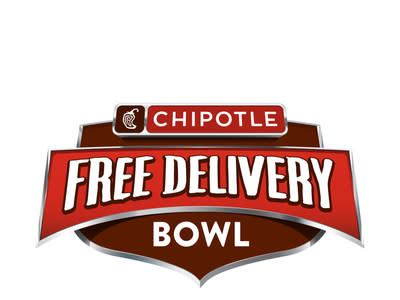 chipotle free delivery