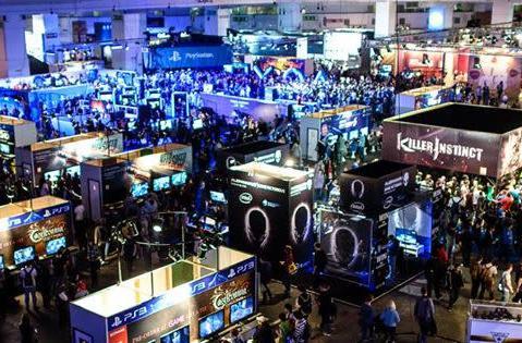 UK's Eurogamer Expo renamed EGX London, dated for 2014