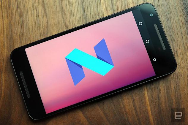 Try a near-final version of Android Nougat right now