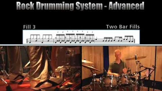 Two Bar Fills | Drum Lessons