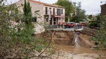 France: 10 die in floods unseen in more than a century