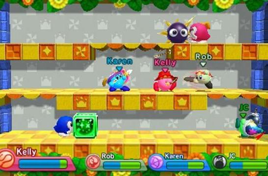 Kirby: Triple Deluxe mini-games transform into standalones in Japan