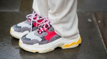 The Clunky, Ugly Dad Shoe Gives Sneaker Makers a Swift Kick