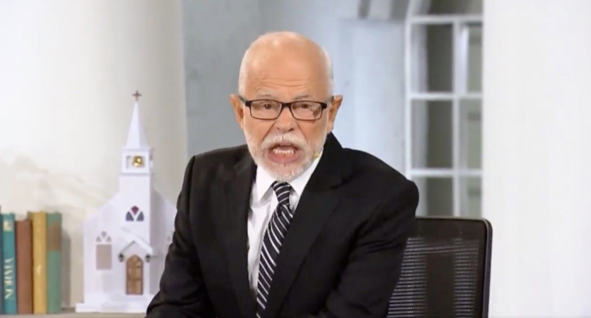 Jim Bakker To Christians: You Must Love Trump To Prove You're 'Saved'