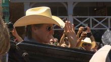 Val Kilmer makes rare appearance at a 'Tombstone' event in Arizona