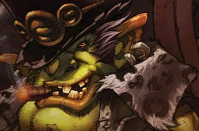 Gallywix: Trade Secrets of a Trade Prince live at Blizzard's community site