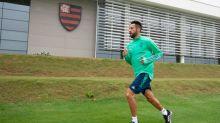 Com Isla, Gabigol e Rodrigo Caio, Flamengo divulga relacionados para enfrentar o Santos