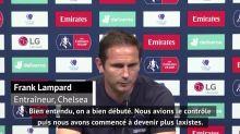Finale - Lampard n'a pas aimé le relâchement des Blues