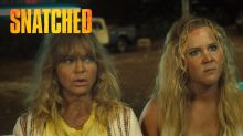 First trailers for Snatched, Goldie Hawn/Amy Schumer action comedy
