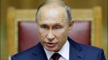 """""""SZ"""": Putin will Nord Stream 2 im Fall von US-Sanktionen komplett finanzieren"""