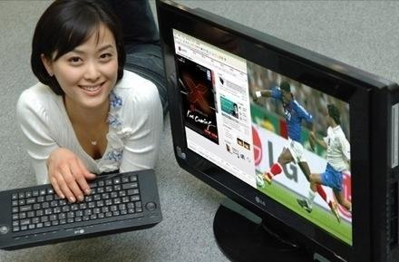 LG's TVPC series of all-in-ones: expensive, short-term convenience